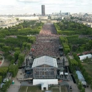 Le concert de Paris